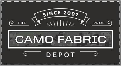 Camo Fabric Depot - Camo Fabric by the Yard